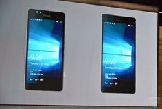 """Microsoft Lumia 950XL with 5.7-inch display and liquid cooling announced for $649 - It's a bigger version of the Lumia 950, so the two devices have a lot of things in common. That includes what Microsoft calls """"tablet-class liquid cooling"""" to allow these phones to handle more powerful chips, which, at the very least, sounds awesome. 