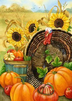 Toland Home Garden Hello Turkey 28 x 40 Inch Decorative Thanksgiving Harvest Fall Autumn Pumpkin House Flag - 102506 Thanksgiving Pictures, Vintage Thanksgiving, Happy Thanksgiving, Thanksgiving Blessings, Thanksgiving Turkey, Thanksgiving Prints, Autumn Pictures, Thanksgiving Background, Fall Pics