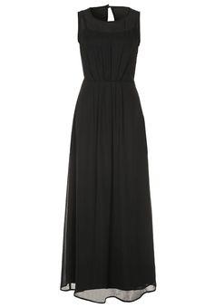 Vestido largo - negro