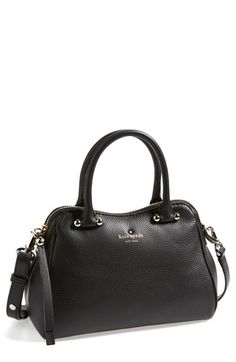 kate spade new york 'charles street - mini audrey' leather satchel available at #Nordstrom