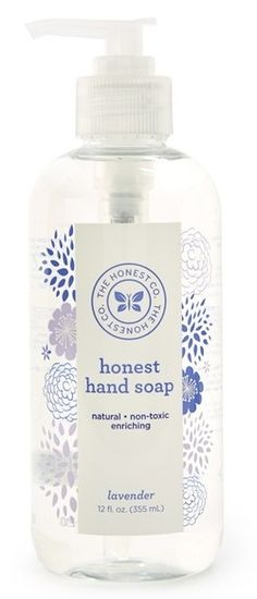 The best hand wash for new moms who are constantly washing their hands. A low-lather soap is made from organic, plant-based ingredients for safe and effective cleaning, while infused lemongrass oil and grapefruit seed extracts soften and protect skin naturally. The Honest Company, founded by Jessica Alba, is committed to offering products free of health-compromising chemicals and compounds. Hypoallergenic.