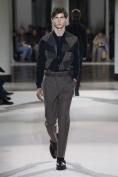Hermès | Menswear - Autumn 2017 | Look 21
