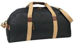 Deluxe Sports Bag - Black Case Pack 12