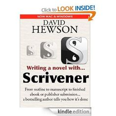 Writing a Novel with Scrivener.  As a Scrivener user, I'm finding this invaluable.