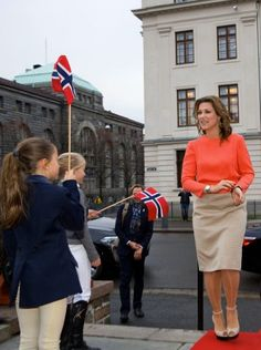 Princess Maertha Louise of Norway attends a conference celebrating the 100th anniversary of the Norwegian Equestrian Federation at the Militaere Samfund in Oslo, 3 December 2015.