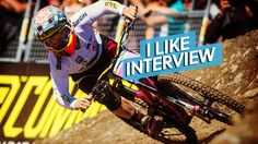 Spank Bikes and iXS supported Tracey Hannah's iLike interview with UCI