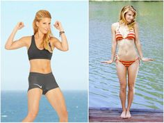 Heather Morris` body measurements