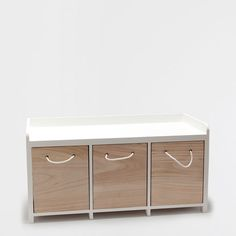 Image of the product STOOL WITH DRAWERS