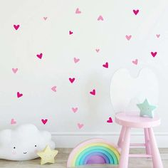 Oldeagle DIY Elephant Butterfly Wall Stickers Decals Childrens Room Home Decoration Art Black Wall Sticker