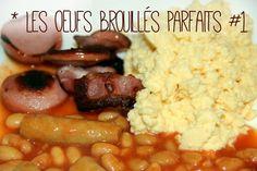 A la recherche des oeufs brouillés parfaits #1 | Not Parisienne | Not Parisienne