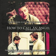 Sam, Dean and Cas ~ Supernatural