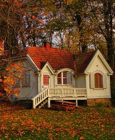Petite maison de fée