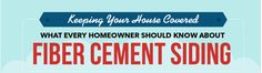 What Every Homeowner Should Know About Fiber Cement Siding [Infographic]