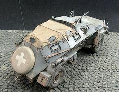 Sd.Kfz.247 Ausf.B (4 rad) Comand Car
