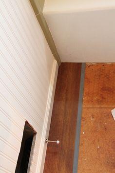 Installing Allure Vinyl Plank/Tile Allure does not need ...