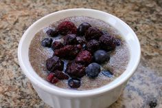 Grain Crazy: Amaranth and Teff Hot Cereal