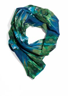 & Other Stories | Silk Blend Mountain Scarf