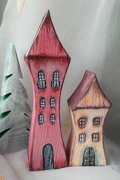 Domček drevený