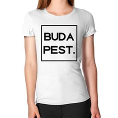 Budapest Women's T-Shirt Budapest, American Apparel, T Shirts For Women, Mens Tops, Fashion, Moda, La Mode, Fasion, Fashion Models