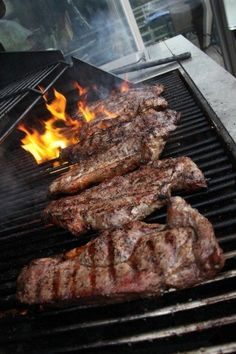 Grill Steak Like a Pro ~ because, let's face it, sometimes I eat steak so I may as well know what I'm doing!  :)