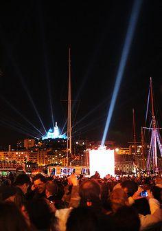 Marseille Provence 2013 : Notre Dame de la Garde star of the night