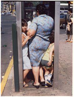 """2headedsnake:  """"Helen Levitt  New York, 1972  """""""