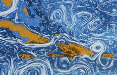NASA's Perpetual Ocean video shows surface currents of the world's oceans. WOW.