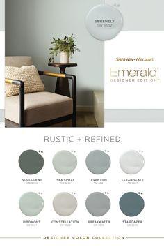Green Paint Colors, Paint Color Schemes, Interior Paint Colors, Paint Colors For Home, Wall Colors, House Colors, Paint Colors For Office, Best Office Colors, Living Room Paint Colors