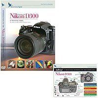 Introduction to the Nikon D300 and inBrief Combo Pack by Blue Crane Digital. $19.95. The Introduction to the Nikon D300 DVD makes it easy to understand your camera s controls and settings. Examples of images and separate chapters on controls, white balance, RAW files, ISO, Auto Focus, Auto settings and more will help you to master your camera for optimal images. The inBrief guide gives you quick and accurate answers to achieve the best shot while in the field without lugging...