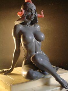 Priestess wip 5 by rvbhal.deviantart.com on @deviantART