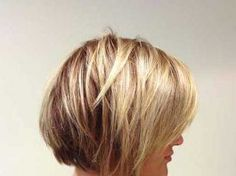 Popular Short Layered Bob Cuts You Should See