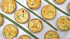 REALLY easy brunch recipes: mini egg cakes you can make with your kids