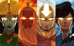 The Avatars by Qinni.deviantart.com on @deviantART