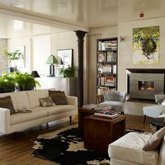New Home Interior Design: Take a tour around this stylish East London loft