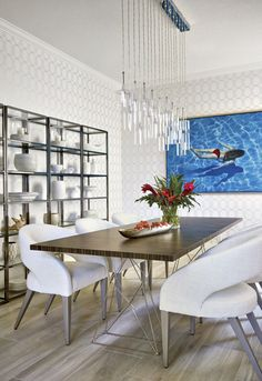 Dining room by Krist