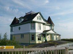 Newfoundland, Mansions, House Styles, Photography, Home Decor, Mansion Houses, Homemade Home Decor, Fotografie, Villas