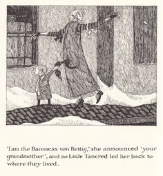 The Green Beads: Edward Gorey and the Disturbed Person | Brain Pickings