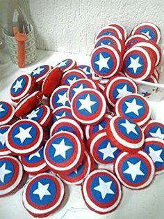 Escudos Capitão America
