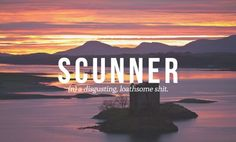 Scunner
