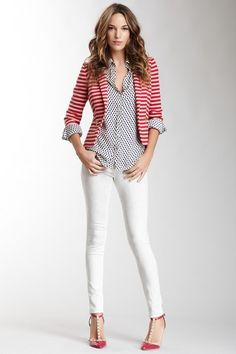 Skinny Ankle Crop Jean