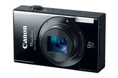 Canon PowerShot ELPH 530 HS Black Refurbished | Canon Online Store