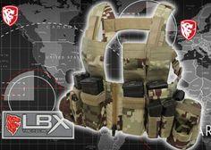 LBX Tactical Load Bearing Gear