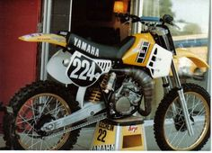 70s yz 125 - Old School Moto - Motocross Forums / Message Boards - Vital MX
