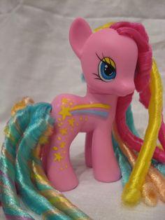 My little pony custom G4 Stripes by AssassinKittyCustoms on Etsy