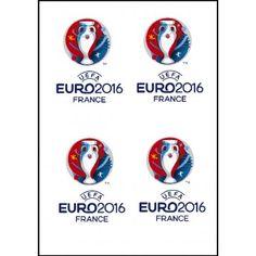 Tatouage euros 2016 de football