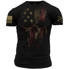 American Reaper T-Shirt- Grunt Style Men's Black Tee Shirt Grunt Style Clothing, Grunt Style Shirts, Shirt Style, Clothing Styles, Men's Clothing, Ufc, Biker, Mode Outfits, Branded T Shirts