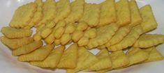 Slané krekry - Recept pre každého kuchára, množstvo receptov pre pečenie a varenie. Recepty pre chutný život. Slovenské jedlá a…