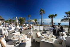 Purobeach Marbella - International Restaurant | Beach Club