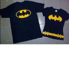 Women Fashion New Fashion – Women Camisa Do Batman, Batman Shirt, Couple Outfits, Girl Outfits, My T Shirt, Tee Shirts, Cute Couple Shirts, Batman Wedding, Batman Party
