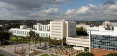 Cal State Fullerton campus - Fullerton, California
